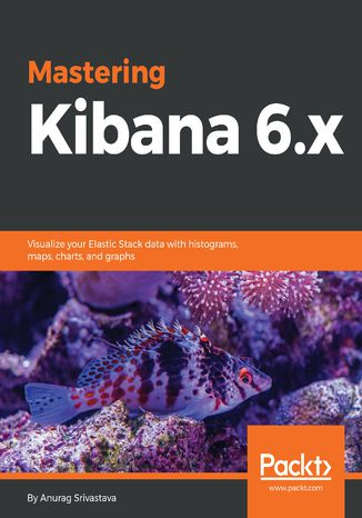 Okładka książki/ebooka Mastering Kibana 6.x