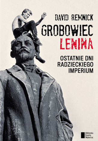 Okładka książki/ebooka Grobowiec Lenina