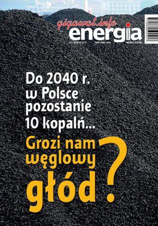 Okładka książki/ebooka Energia Gigawat nr 8/2018