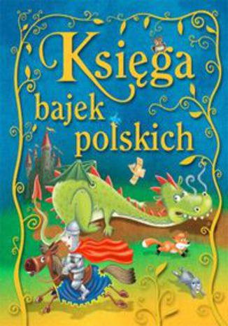 Okładka książki/ebooka Księga bajek polskich