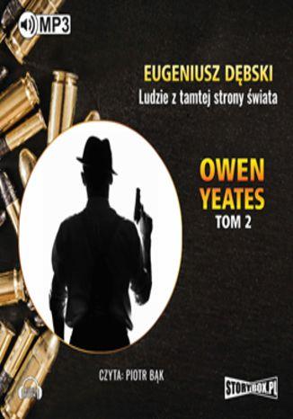 Okładka książki/ebooka Owen Yeates. Tom 2: Ludzie z tamtej strony czasu
