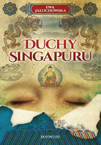 Okładka książki/ebooka Duchy Singapuru
