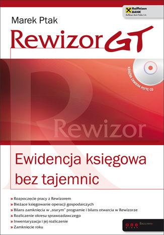 Okładka książki/ebooka Rewizor GT. Ewidencja księgowa bez tajemnic