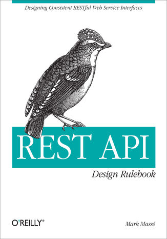 Okładka książki/ebooka REST API Design Rulebook. Designing Consistent RESTful Web Service Interfaces