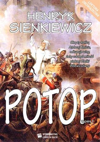Okładka książki/ebooka Potop - tom I