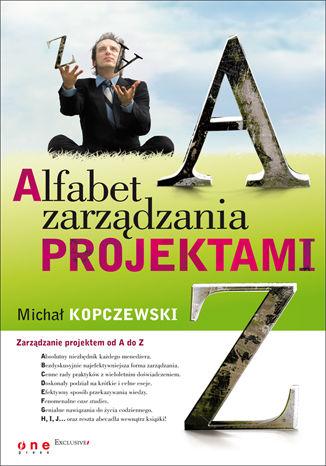 Okładka książki/ebooka Alfabet zarządzania projektami