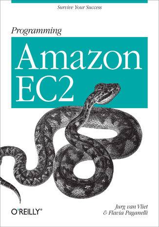 Okładka książki/ebooka Programming Amazon EC2. Survive your Success