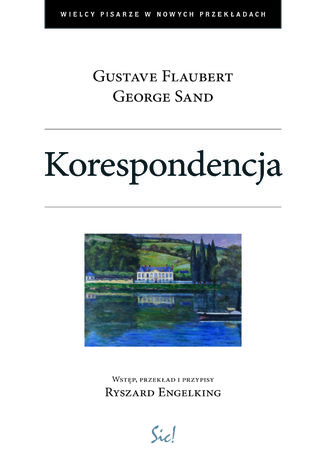 Okładka książki/ebooka Korespondencja
