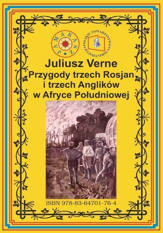 Okładka książki/ebooka Przygody trzech Rosjan i trzech Anglików w Afryce Południowej