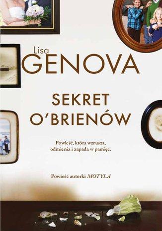 Okładka książki/ebooka Sekret O'Brienów