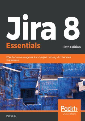 Okładka książki/ebooka Jira 8 Essentials