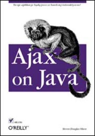 Okładka książki/ebooka Ajax on Java