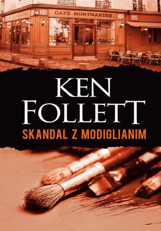 Okładka książki/ebooka Skandal z Modiglianim