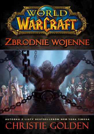 Okładka książki/ebooka World of Warcraft: Zbrodnie wojenne
