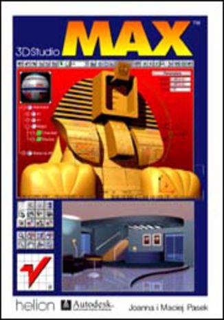 Okładka książki/ebooka 3D Studio MAX