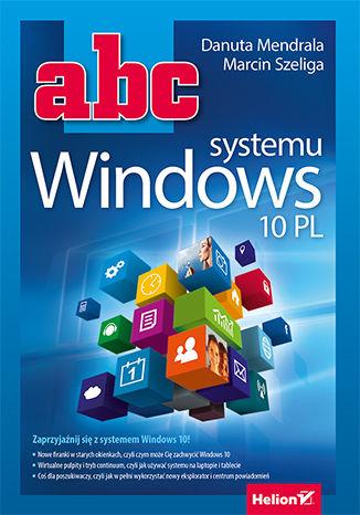 Okładka książki/ebooka ABC systemu Windows 10 PL