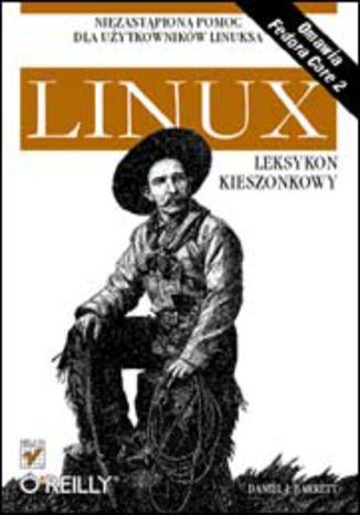 Okładka książki/ebooka Linux. Leksykon kieszonkowy