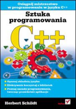 Okładka książki/ebooka C++. Sztuka programowania