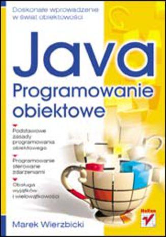 Okładka książki Java. Programowanie obiektowe