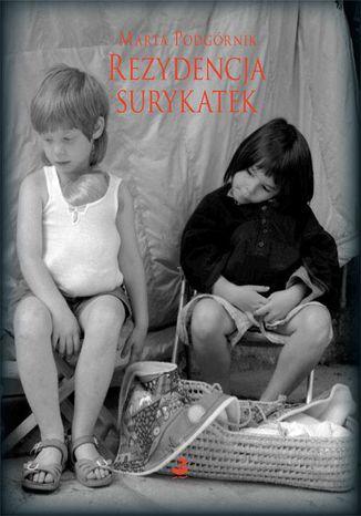 Okładka książki/ebooka Rezydencja surykatek