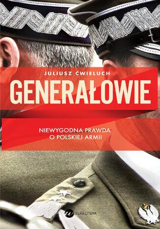 Okładka książki/ebooka Generałowie