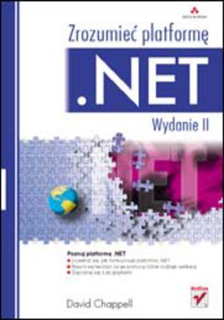 Okładka książki/ebooka Zrozumieć platformę .NET. Wydanie II