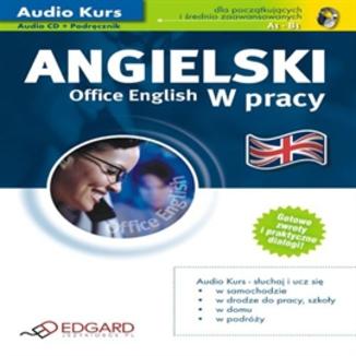 Okładka książki Angielski w pracy Office English