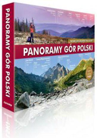 Okładka książki/ebooka Panoramy Gór Polski. Nowe spojrzenie na góry