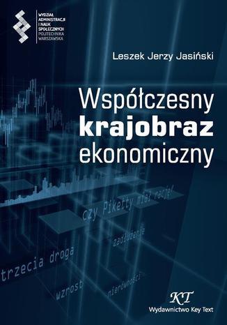 Okładka książki/ebooka Współczesny krajobraz ekonomiczny