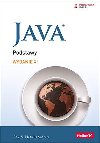 Okładka książki/ebooka Java. Podstawy. Wydanie XI