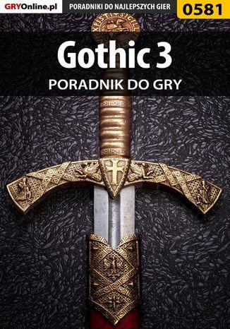 Okładka książki/ebooka Gothic 3 - poradnik do gry