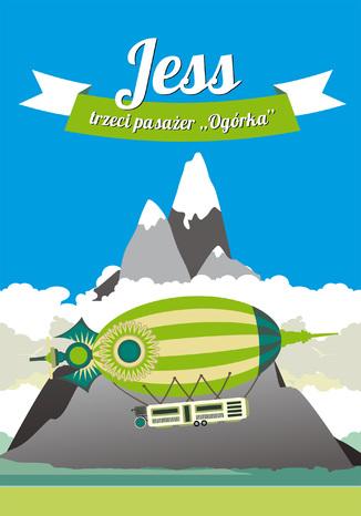 Okładka książki/ebooka Jess, trzeci pasażer