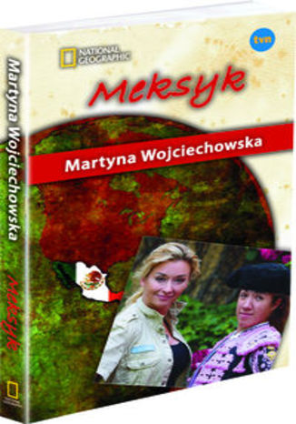 Okładka książki/ebooka Meksyk Kobieta na krańcu świata