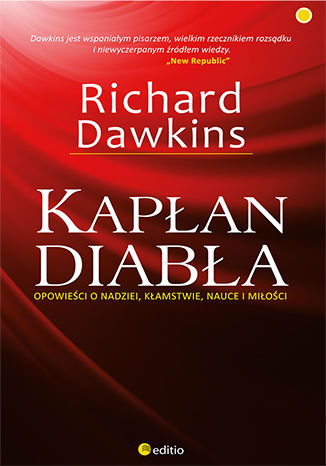 Okładka książki/ebooka Kapłan diabła. Opowieści o nadziei, kłamstwie, nauce i miłości