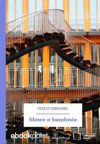 Okładka książki/ebooka Słowo o bandosie