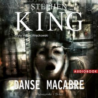 Okładka książki Danse Macabre