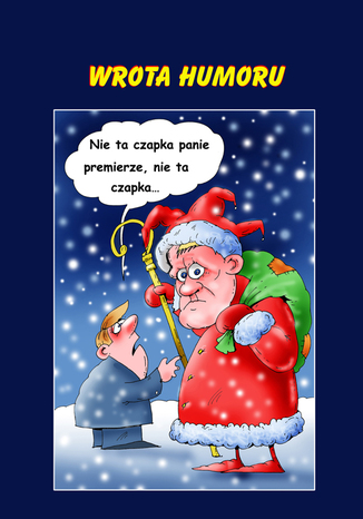 Okładka książki/ebooka Wrota humoru