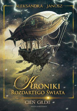 Okładka książki/ebooka Cień Gildii