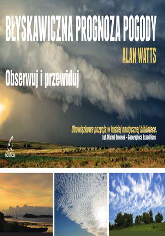 Okładka książki/ebooka Błyskawiczna prognoza pogody