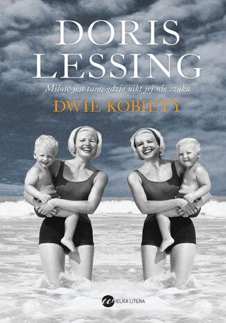 Okładka książki/ebooka Dwie kobiety