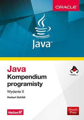Okładka książki/ebooka Java. Kompendium programisty. Wydanie X
