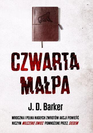 Okładka książki/ebooka Czwarta małpa