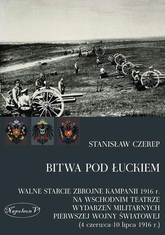 Okładka książki/ebooka Bitwa pod Łuckiem