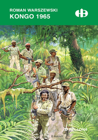 Okładka książki/ebooka Kongo 1965