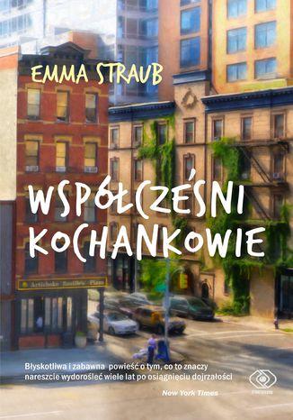 Okładka książki/ebooka Współcześni kochankowie