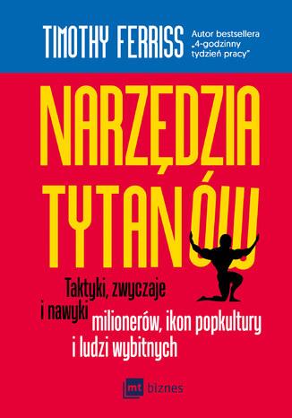 Okładka książki/ebooka Narzędzia Tytanów