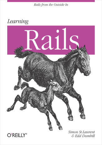 Okładka książki/ebooka Learning Rails