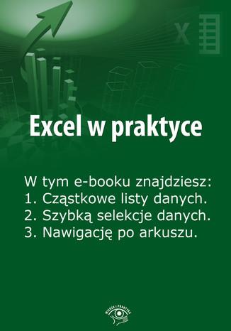 Okładka książki/ebooka Excel w praktyce, wydanie luty-marzec 2014 r