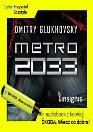 Okładka książki/ebooka Metro 2033