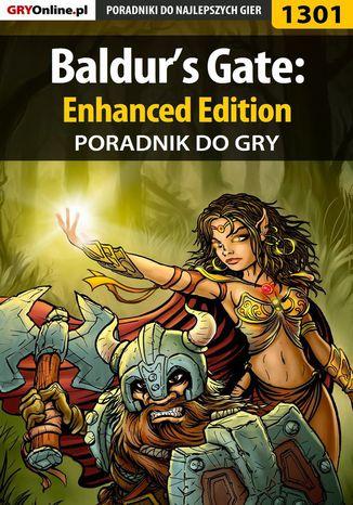 Okładka książki/ebooka Baldur's Gate: Enhanced Edition - poradnik do gry